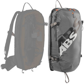 ABS s.LIGHT Compact Zip-On 15L, rock grey